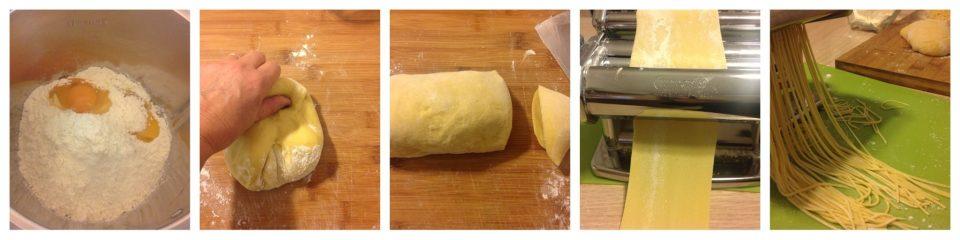 tagierini al tartufo bianco 1
