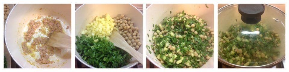 zuppa di ceci bietole e pancetta 2