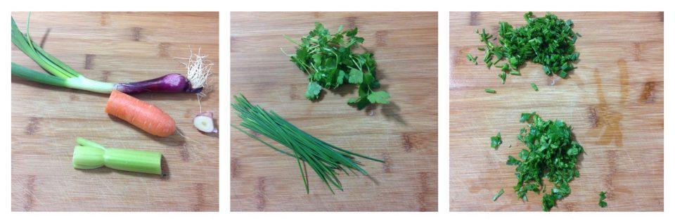 risotto con stoccafisso e carciofi 2