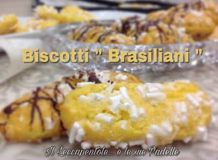 "BISCOTTI  "" BRASILIANI"""
