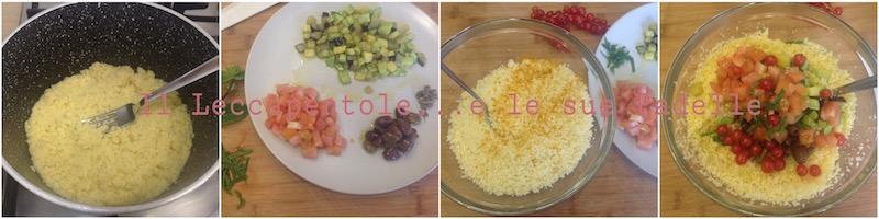cous cous alla curcuma con verdure e ribes rosso 1