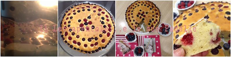 torta gressoney ai frutti di bosco passa 3