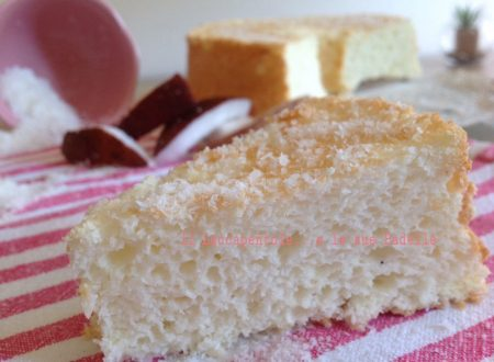 ANGEL CAKE AL COCCO