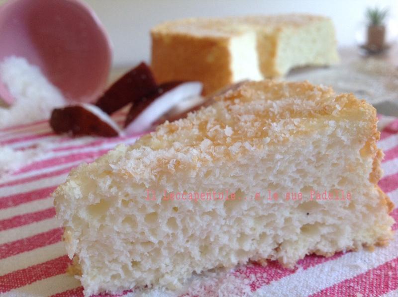 ANGEL CAKE AL COCCO FOTO PRINCIPALE 2