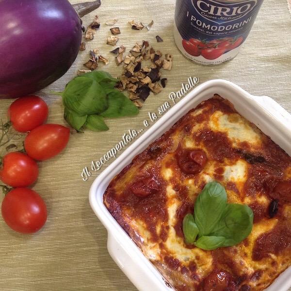 lasagne alle melanzane con... foto blog 2