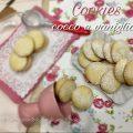 cookies coco e vaniglia foto prova Facebook