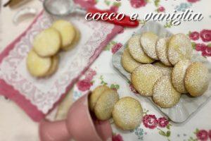 COOKIES COCCO E VANIGLIA