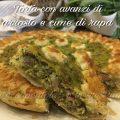 TORTA CON ARROSTO E CIME DI RAPA FOTO BLOG 2