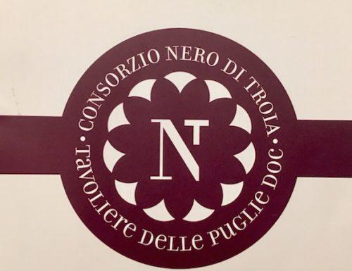 """CONSORZIO DI TUTELA  D.O.C. """"TAVOLIERE""""- NERO DI TROIA  ( VINITALY 2017 )"""