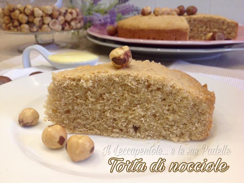 TORTA DI NOCCIOLE FOTO BLOG 2