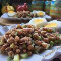 linsalata di farro con tonno e zucchine foto blog 1
