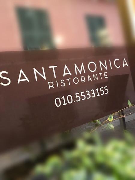 ristorante santa Monica
