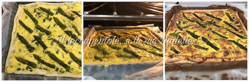 torta di asparagi pass 2