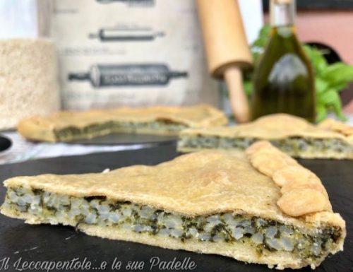 TORTA DI RISO E BIETOLE