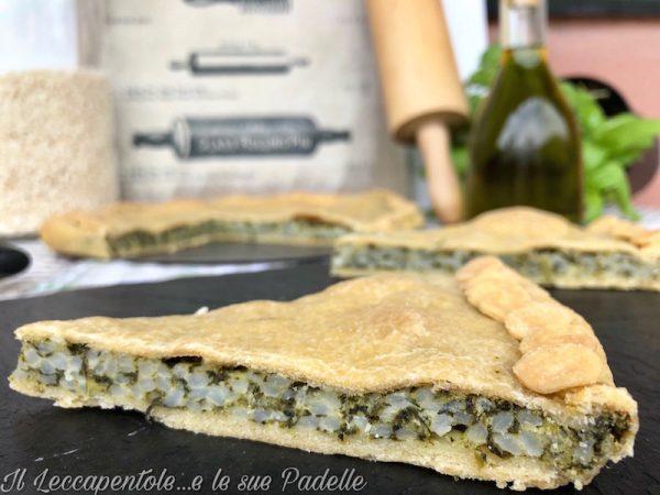 TORTA DI RISO E BIETOLE FOTO BLOG