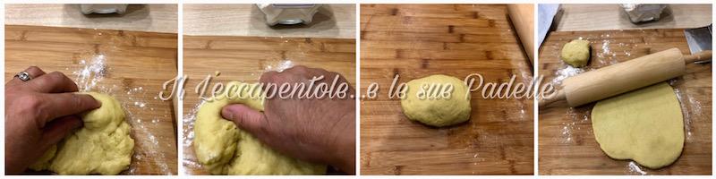 TORTA DI RISO E BIETOLE PASS 2
