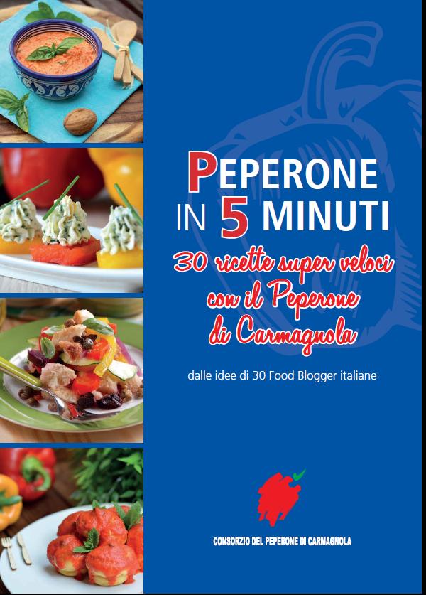 Copertina ricettario peperone
