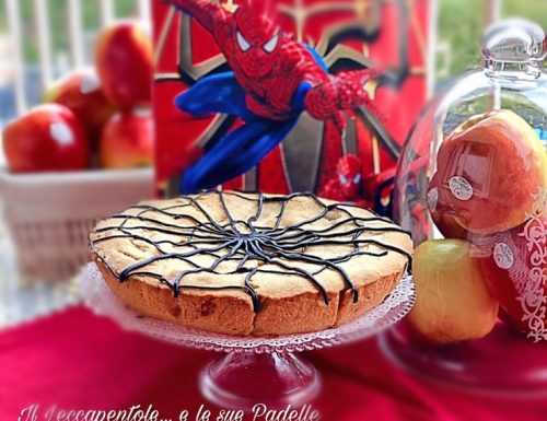 AMBROSIA APPLE PIE – la torta di Spiderman