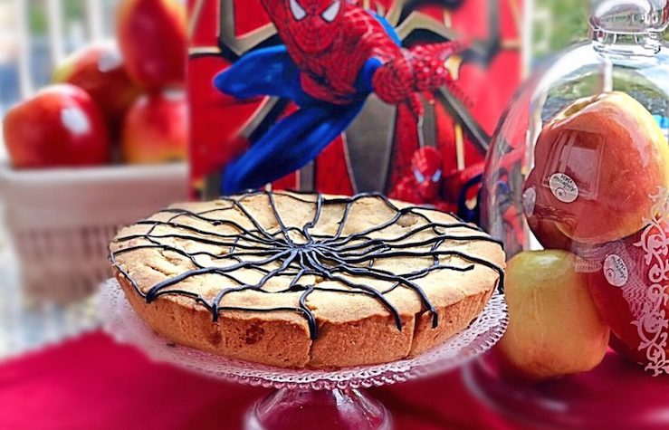 AMBROSIA APPLE PIE – la torta di Spiderman