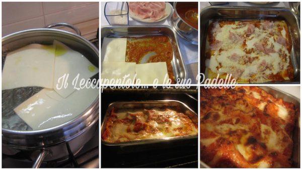 lasagne al forno passaggio
