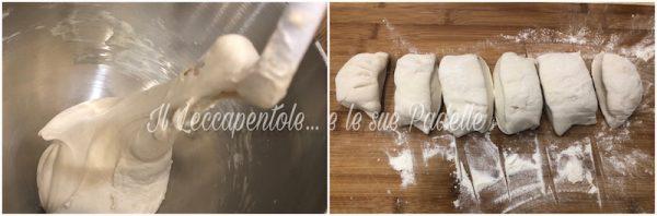 TORTA DI CIPOLLE E OLIVE NERE PASS 2