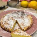 torta di ricotta e semolino ( migliaccio )