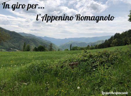 In giro per l'Appennino romagnolo – la diga di Ridracoli