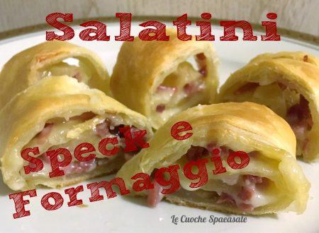 Salatini speck e formaggio