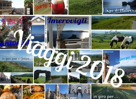 Le cuoche spaesate – i viaggi del 2018