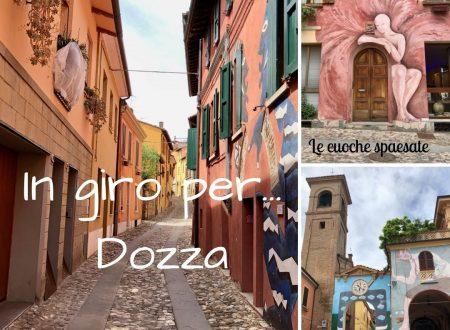 In giro per Dozza (Bologna)