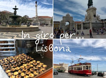 In giro per Lisbona… facendo scalo per poche ore