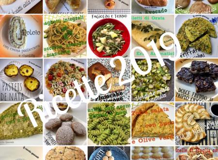 Le Cuoche Spaesate – tutte le ricette del 2019