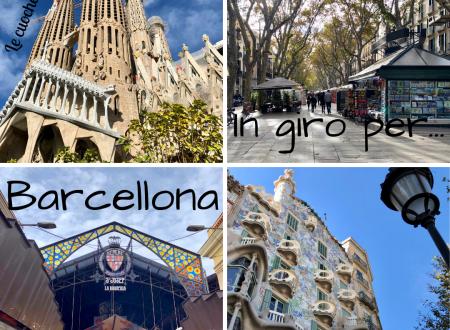 In giro per… Barcellona, informazioni e consigli utili