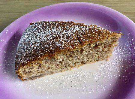 Torta con marmellata di lamponi, super soffice, senza burro