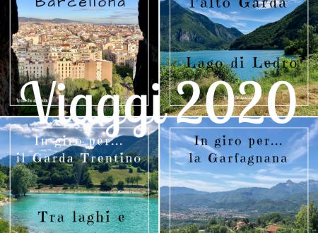 Le Cuoche Spaesate – i viaggi del 2020