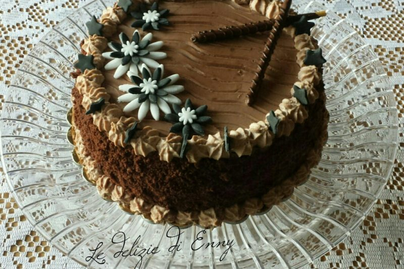 Torta Chocoflower