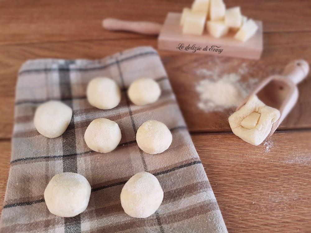 gnocchi di patate ripieni
