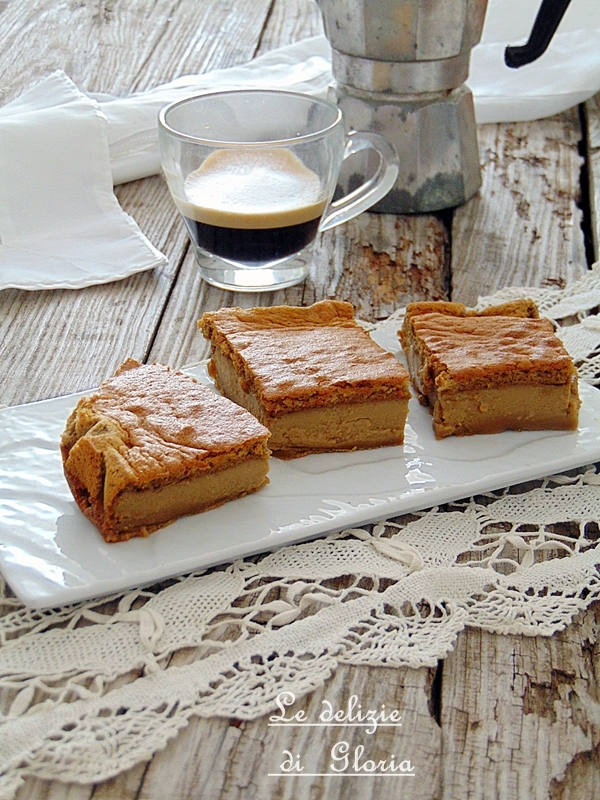 TORTA MAGICA AL CAFFE'