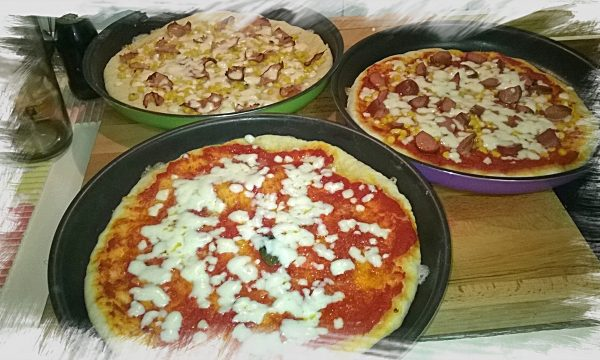 Pizze ricetta super buona….