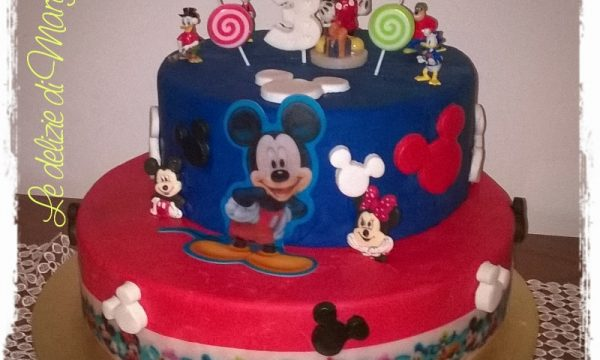 Catering by Mary Cake:Mickey mouse party
