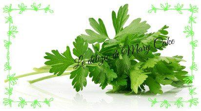 La salsa verde: al prezzemolo