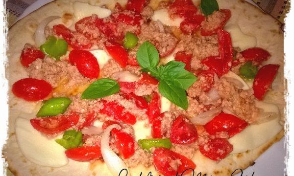 Piadina romagnola ricetta con bimby