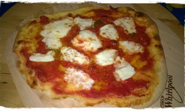 Pizza margherita di Gabriele Bonci fatta in casa….