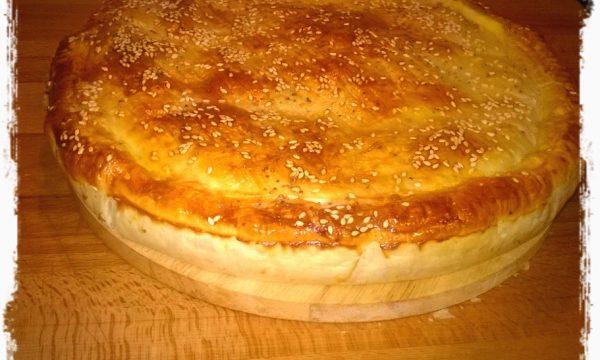 Pizza rustica patate formaggio stracchino e tonno…