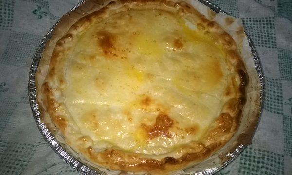 Pizza rustica..