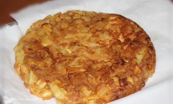 La tortillas spagnola