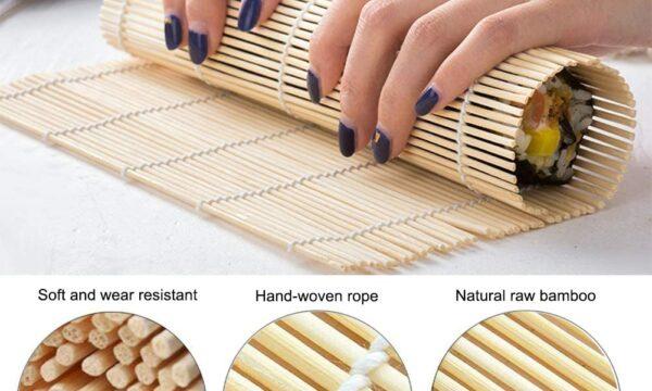 ZFYQ Kit per Fare Sushi in bambù         Marca: ZFYQ