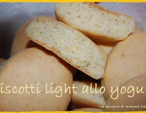 BISCOTTI LIGHT