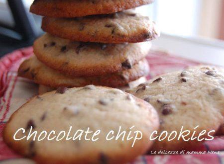 COOKIES (CHOCOLATE CHIP COOKIES)