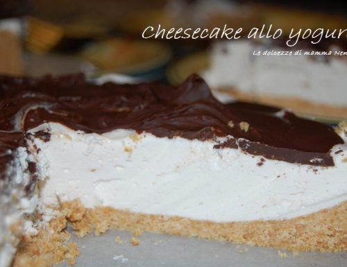 YOGURTCAKE (Cheesecake allo yogurt)